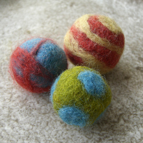 felted-balls